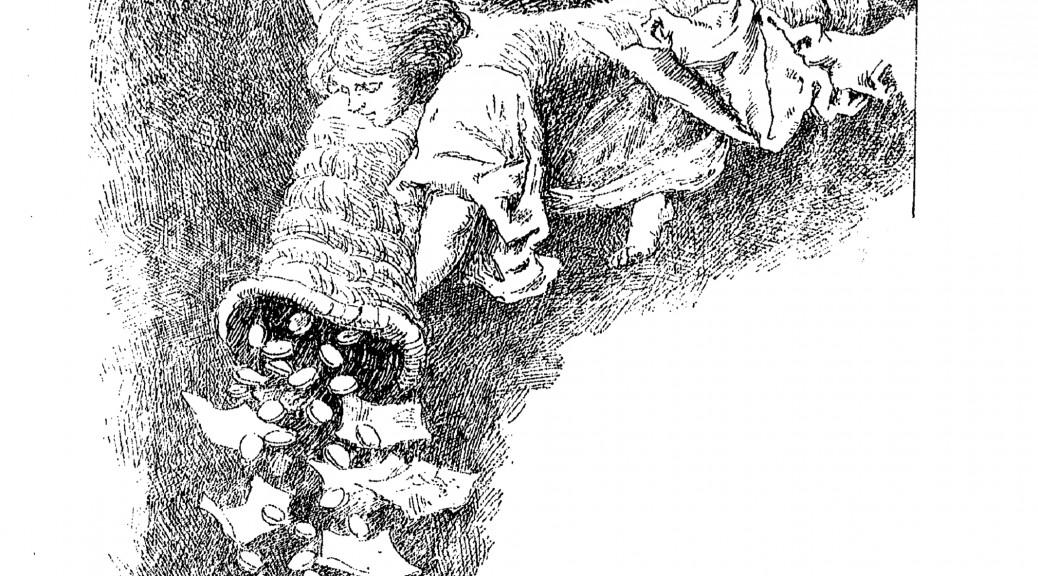 Gravure de Charles-Henri Pille, illustrant l'Histoire générale de l'assurance en France et à l'étranger, par Georges Hamon, éd. du Journal l'Assurance Moderne, 1895-1896. Exemplaire numérique de la Bibliothèque Nationale de France, consultable sur http://gallica.bnf.fr.